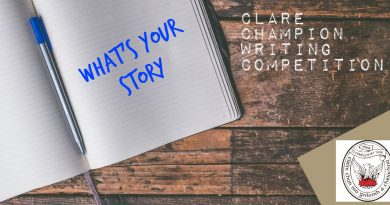 clare champion whats your story competition