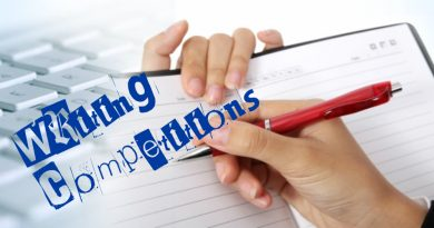 Writing Competitions
