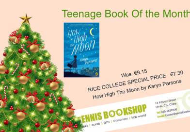 Teenage Book of the Month
