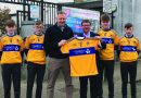 St Francis Credit Union Sponsorship of School Jerseys